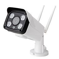 billige Utendørs IP Nettverkskameraer-Veskys® 1.3mp 960p utendørs vanntett Wi-Fi sikkerhet overvåking IP kamera / sky lagring