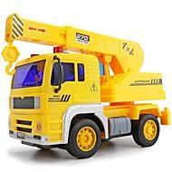 LED osvětlení Hudební hračky Autíčko na setrvačník Vozidlo Soubory hracích přístrojů Autíčka Toy Trucks & Construction Vehicles Hračky