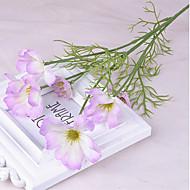 1 Gren Plastikk Kurvplante Bordblomst Kunstige blomster