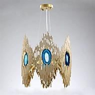 billige Takbelysning og vifter-QIHengZhaoMing 6-Light Drum Anheng Lys Omgivelseslys - Pære Inkludert, Forlenget, 110-120V / 220-240V Pære Inkludert / G9 / 10-15㎡