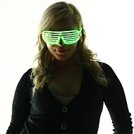 halpa -1pcs flash el led-lasit valoisan puolueen valaistus värikäs hehkuva klassikko lelut tanssin dj