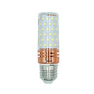 1 stk 16W E27 LED-kornpærer 84 leds SMD 2835 Varm hvit Hvit Dual Light Source Color 1300lm 3000-3500  6000-6500  3000-6500K AC 220-240V