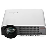 cheap -HTP LED86 LCD Home Theater Projector LED Projector 2800lm Android 4.4 Support 1080P (1920x1080) 60''-120'' Screen / WXGA (1280x800) / ±15°