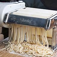 Χαμηλού Κόστους Συσκευές Κουζίνας-Μηχανή παρασκευής ζυμαρικών Ημιαυτόματο Ανοξείδωτο Ατσάλι Noodle Maker Συσκευή κουζίνας