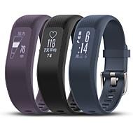 tanie Inteligentne zegarki-Inteligentne Bransoletka Ekran dotykowy Pulsometr Wodoszczelny Spalone kalorie Krokomierze Rejestr ćwiczeń Długi czas czuwania