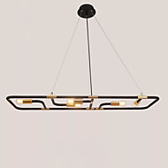 levne Lustry-Závěsná světla Tlumené světlo - Žárovka je zahrnuta v ceně. Prodlužovací, LED Elegantní & moderní Módní a moderní, 110-120V 220-240V