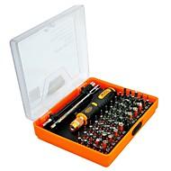 pc instrument de reparare telefon 53 in 1 set șurubelniță dezasamblare laptop telefon mobil comprimat electronice de deschidere