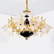cheap Pendant Lights-Pendant Light Ambient Light For Living Room Dining Room 4500lm 110-120V 220-240V Bulb Not Included