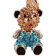 Porta-Chaves Brinquedos Inovador Urso Animal Unisexo Peças