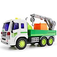 Spielzeugautos zum Aufziehen Fahrzeug Spielzeugspielsets Spielzeugautos Spielzeuge Streifhaufenlader Spielzeuge Auto Musik Fahrzeuge