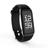 tanie Inteligentne zegarki-by21 smart band fitness tracker bluetooth ip67 wodoodporna tydzień zegar krok inteligentna bransoletka dla Androida ios telefonu