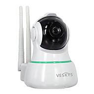 veskys® 1080p hd 2.0mp trådløs sikkerhed ip kamera / nattesyn / bevægelsesdetektering mobil fjernbetjening / tovejs stemme