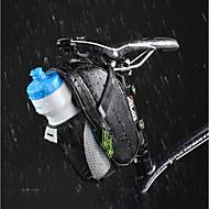Χαμηλού Κόστους Τσάντες για σέλα ποδηλάτου-ROCKBROS Τσάντα για σέλα ποδηλάτου Φοριέται, Εύκολη εγκατάσταση Τσάντα ποδηλάτου Ινα άνθρακα Τσάντα ποδηλάτου Τσάντα ποδηλασίας Ποδηλασία Ποδηλασία / Ποδήλατο / Αδιάβροχο Φερμουάρ