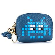 Women Bags Cowhide Coin Purse Zipper for Outdoor Office & Career All Season Blue Gold Black Beige Light Purple