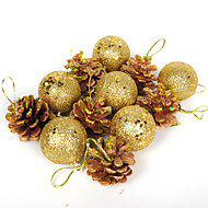 12st Kerstmis KerstversieringenForHoliday Decorations 16*8*4