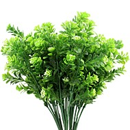 Artificial Flowers 2 Branch Pastoral Style Hydrangeas Tabletop Flower
