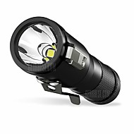 cheap Flashlights & Camping Lanterns-Nitecore Concept 1 C1 LED Flashlights / Torch LED 1800 lm 5 Mode - High Definition Portable Water Resistant / Water Proof Impact