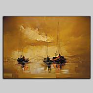 Canvastaulu Comtemporary Klassinen Rustiikki Moderni,1 paneeli Kanvas Horizontal Painettu Wall Decor For Kodinsisustus