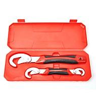 Mehrzweck universal schraubenschlüssel schnelle öffnung live platte rohrschlüssel werkzeugsatz industriewerkzeugschlüssel 2 sätze mit