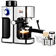 Χαμηλού Κόστους Συσκευές Κουζίνας-Μηχανή καφέ Πλήρης αυτόματη Μεταλλικό Περίβλημα Καφετιέρες 100-240 V 800 W Συσκευή κουζίνας
