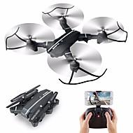 RC Drone 8807 Canal 4 6 Eixos 2.4G Com Câmera HD 2.0MP 720P Quadcópero com CR Retorno Com 1 Botão / Modo Espelho Inteligente / Vôo