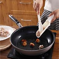 tanie Naczynia do gotowania-Plastik Plastik Zaokrąglanie Patelnia Patelnie i patelnie, 24*4*4