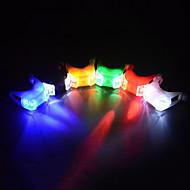 billige Sykkellykter og reflekser-Frontlys til sykkel / Baklys til sykkel / Silikonbike Light LED Sykling Cellebatterier Batteri Sykling / Multifunktion