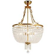 billige Takbelysning og vifter-Moderne / Nutidig Anheng Lys Til Stue Soverom AC 220-240 AC 110-120V Pære ikke Inkludert