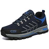 Miehet kengät Talvi Comfort Vaellus varten Kausaliteetti Musta Tumman sininen Tumman harmaa