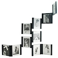 cheap Picture Frames-Modern/Contemporary PU Leather ABS Painting Picture Frames Wall Decorations, 10pcs