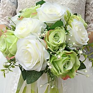 "Wedding Flowers Bouquets Wedding Silk 9.06""(Approx.23cm) Wedding Accessories"