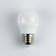 billige Globepærer med LED-1pc 4W 310 lm E27 LED-globepærer G45 6 leds SMD 3528 Varm hvit AC 110-240V