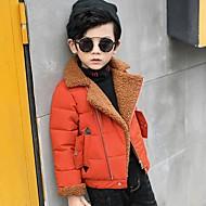 Chlapecké Šetrný k životnímu prostředí Polyester Zima Blůzky,Dlouhý rukáv Standardní