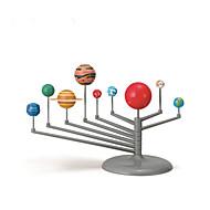 DIY-setti näytöllä varustetun mallin Tiede- ja tutkimuslelut Astronominen lelu ja malli Lelut Klassinen 1 Pieces