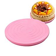 billige Bakeredskap-Cake Moulds Rund Til Småkaker Til Brød For Småkake Kake Plastikker
