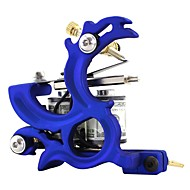 Coil Tattoo Machine Stamping Liner and Shader Cast Iron Professional Tattoo Machine