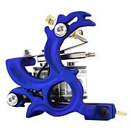 コイルタトゥーマシン スタンピング ライナーとシェーダ 鋳鉄 プロのタトゥーマシン