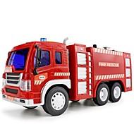 LED - Beleuchtung Musikspielzeug Spielzeugautos zum Aufziehen Fahrzeug Spielzeugautos Spielzeuge Feuerwehrauto Spielzeuge Musik Menschen