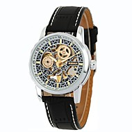 Men's Watch Boxes Casual Watch Fashion Watch Dress Watch Skeleton Watch Wrist watch Mechanical Watch Unique Creative Watch Chinese