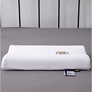 billige Puter-Komfortabel-Overlegen kvalitet Naturlig Latex Pude Hodestøtte 100% Polyester