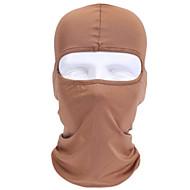 tanie Kominiarki i maski-Kominiarki Na każdy sezon Wiatroodporna Pyłoszczelne Filtr przeciwsłoneczny Wygodny Outdoor Exercise Kolarstwo / Rower Mountaineering Dla