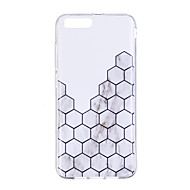 billiga Mobil cases & Skärmskydd-fodral Till Xiaomi Redmi Note 4X / Mi 6 IMD Skal Marmor Mjukt TPU för Redmi Note 5A / Xiaomi Redmi Note 4X / Xiaomi Redmi 4A / Xiaomi Mi 6 / Xiaomi Mi 5s