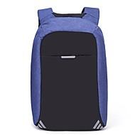 billige Computertasker-Unisex Tasker polyester Laptoptaske Lynlås for udendørs Sort / Grå / Lilla