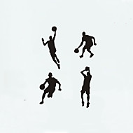 preiswerte -Personen Sport Wand-Sticker Flugzeug-Wand Sticker Dekorative Wand Sticker,Vinyl Haus Dekoration Wandtattoo Wand Fenster