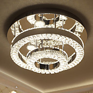 baratos -Contemprâneo LED Montagem do Fluxo Para Sala de Estar Interior Sala de Jantar AC 220-240 AC 110-120V Lâmpada Incluída