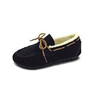ieftine Pantofi Barcă de Damă-Damă Pantofi Sclipici Spumant PU Imitație de Piele Vară Confortabili Sandale Toc Drept Vârf deschis pentru Casual Negru Gri Maro