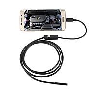 billige Overvåkningskameraer-jingleszcn 5.5mm usb endoskop kamera 5m hardt kabel vanntett ip67 inspeksjon borescope slange kamera for android pc