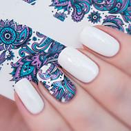 halpa -1 Kukka Kynsilakat Kynsitarra Monivärinen Nail Art Design Sisustus