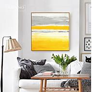 levne Obrazy v rámu-Abstraktní Olejomalba Wall Art,Slitina Materiál s rámem For Home dekorace rám Art Kuchyň Jídelna