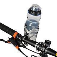 hesapli şişe Kafesi-Su Şişe Kafesi Yıpranmaz Bisiklete biniciliği / Bisiklet Su Geçirmez Kumaş / Alüminyum alaşımı Siyah / Gümüş / Gümüş / Siyah